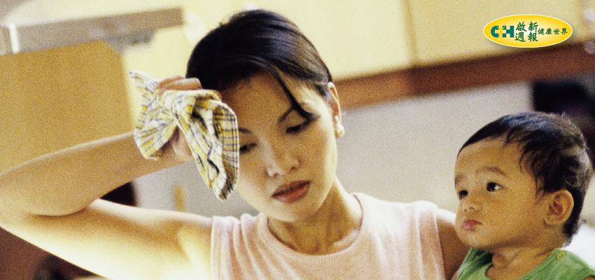 異常流汗是疾病徵兆